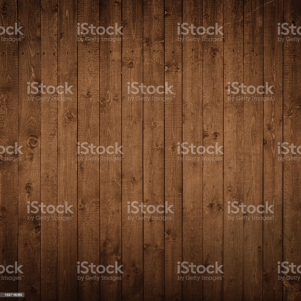 Dark wooden panels background stock photo