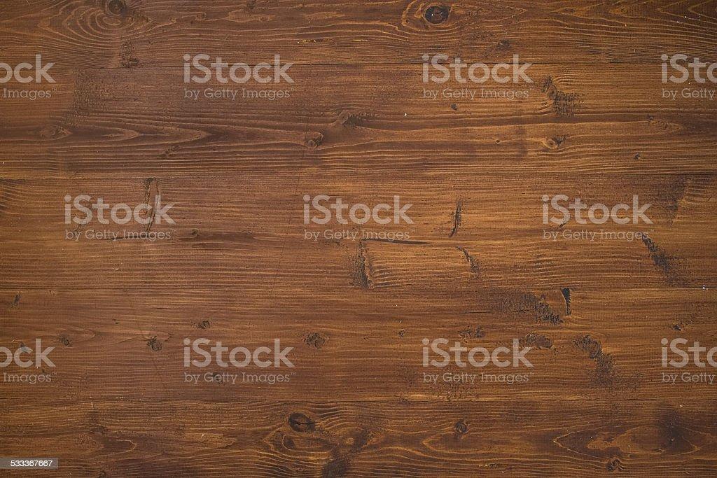 Dark wooden surface stock photo