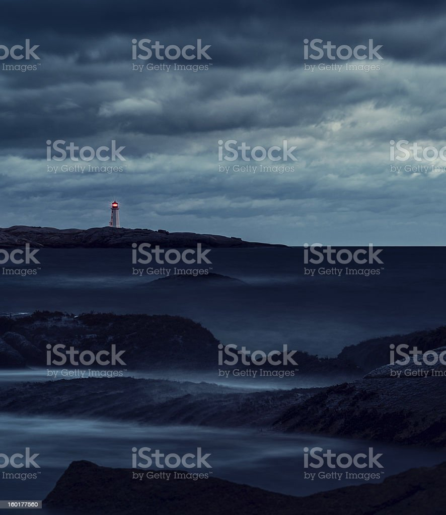 Darkness Abounds royalty-free stock photo