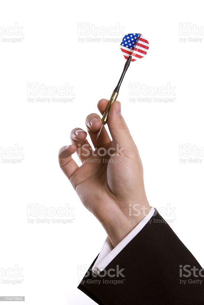 dart stock photo