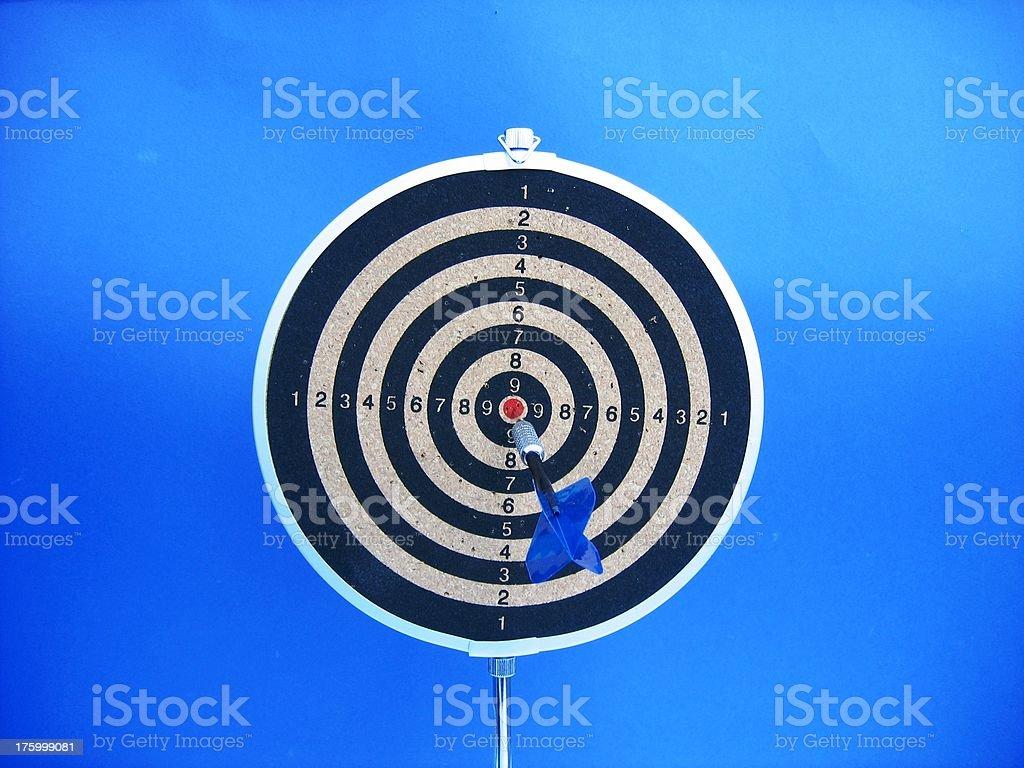 dart royalty-free stock photo