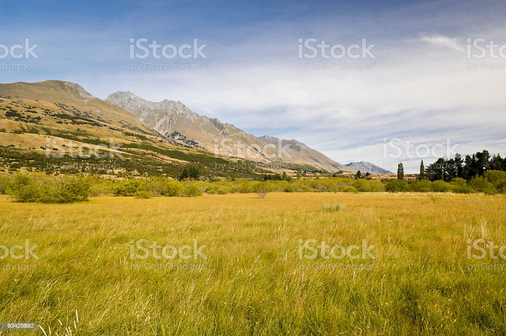 Dart Valley Landscape royalty-free stock photo