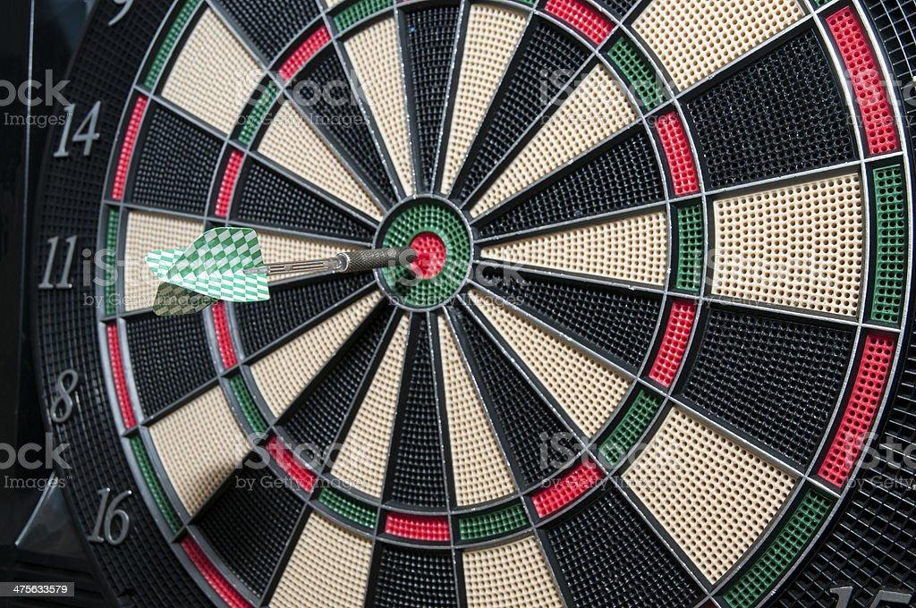 dartboard to play stock photo