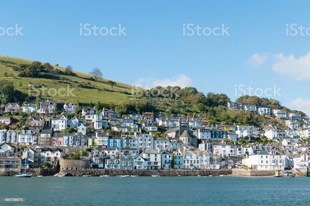 Dartmouth, Devon, UK stock photo