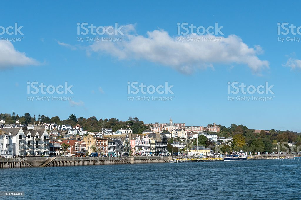 Dartmouth, Devon, UK stock photo