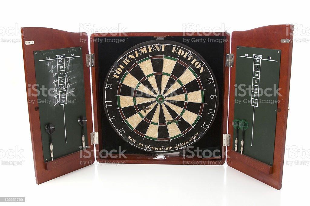 Darts anyone? royalty-free stock photo