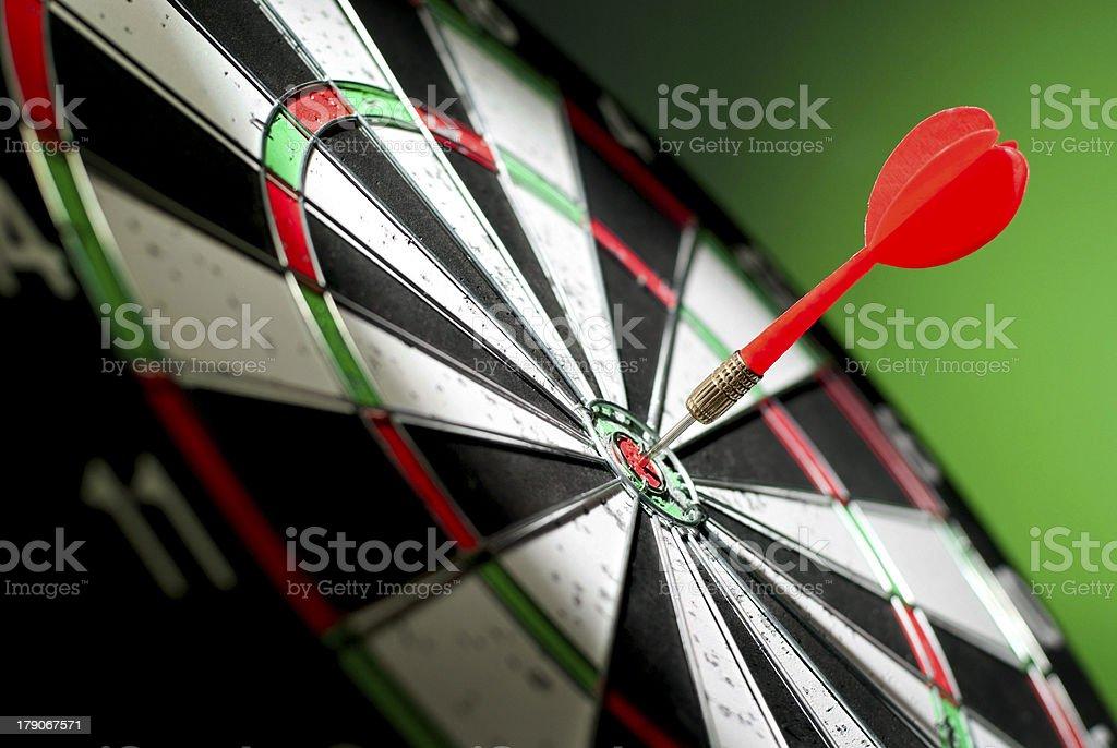 darts arrows royalty-free stock photo