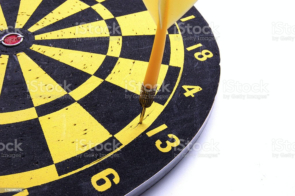 darts game royalty-free stock photo