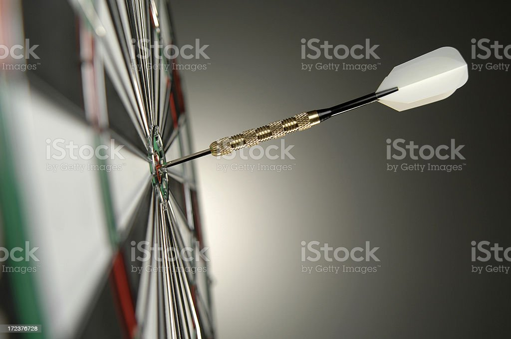 darts series royalty-free stock photo