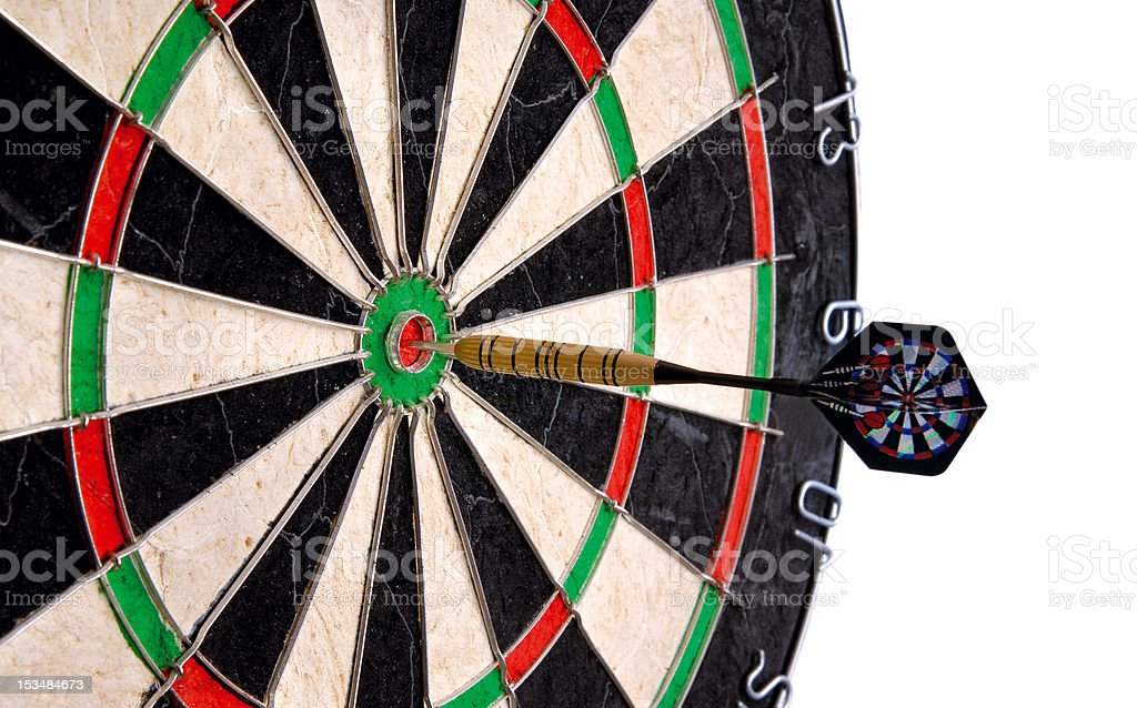 darts1 royalty-free stock photo