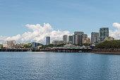 Darwin and Fishermans Wharf area