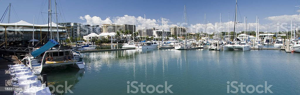 Darwin Harbor royalty-free stock photo