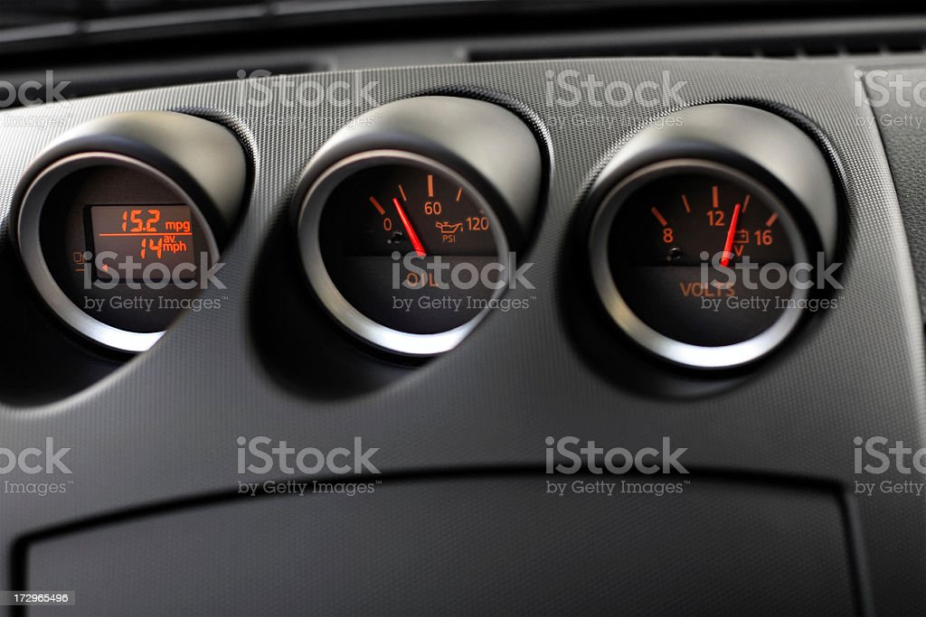 Dash royalty-free stock photo