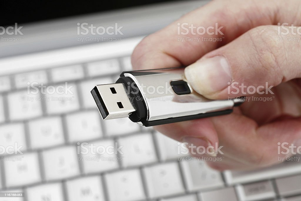 Data Device royalty-free stock photo