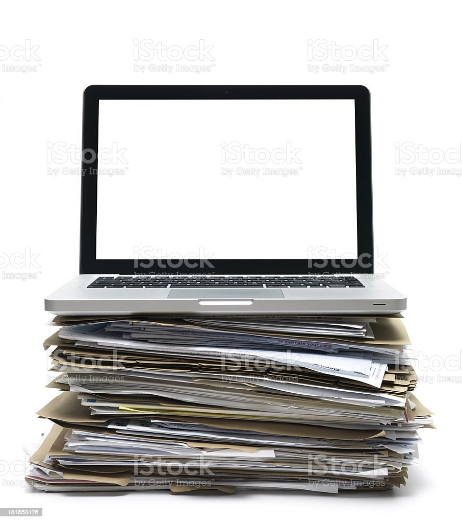 data input stock photo