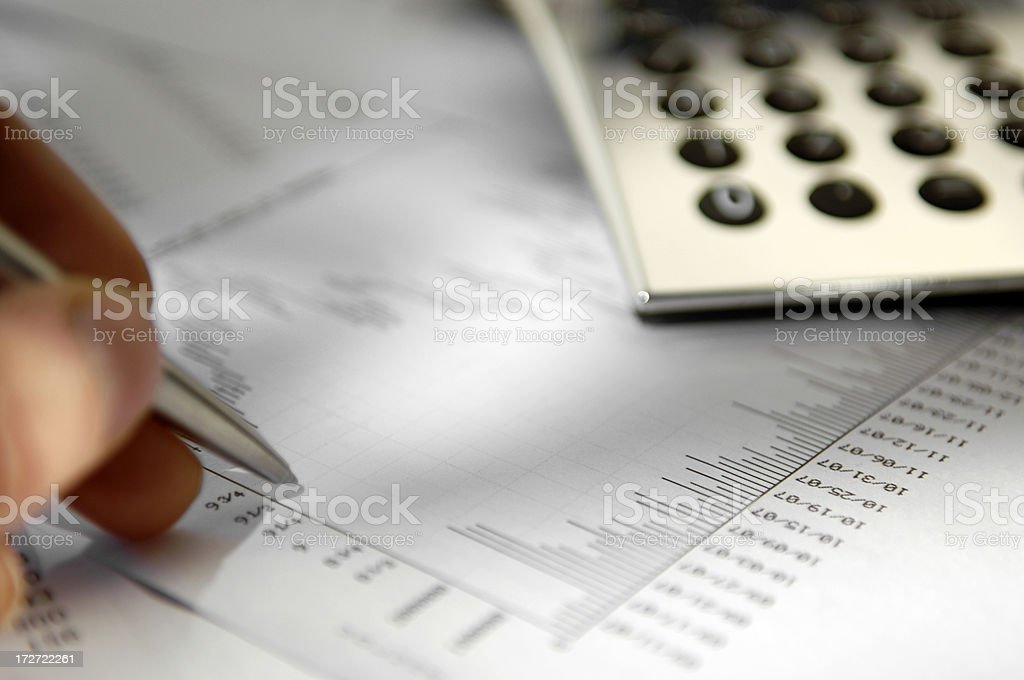 data series royalty-free stock photo