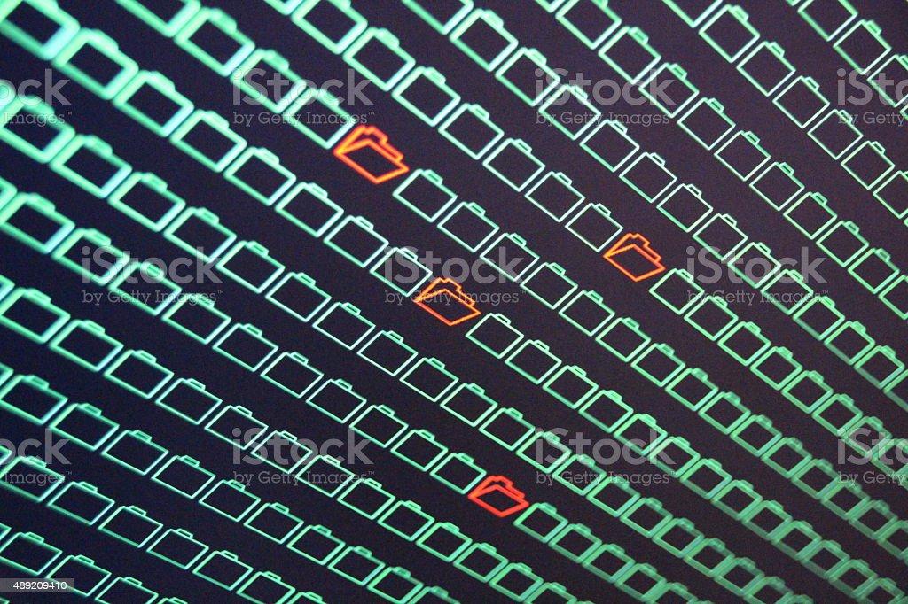 Data Theft stock photo