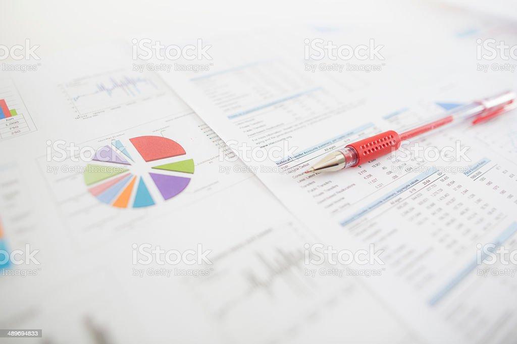 data trouble stock photo
