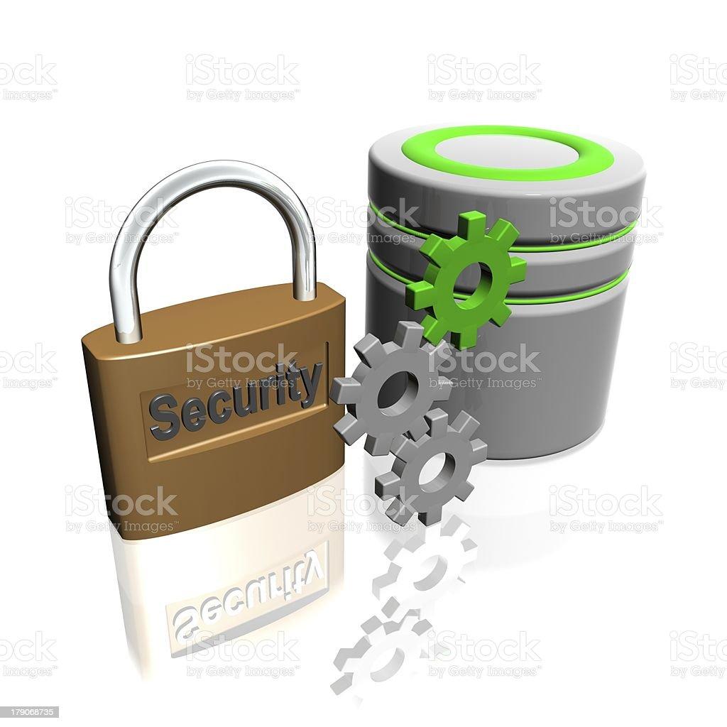 database royalty-free stock photo