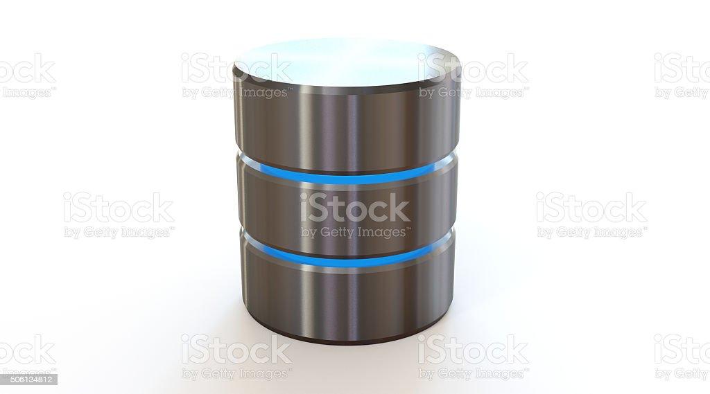 Database stock photo