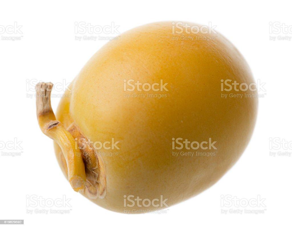 Date Fruit Close-up stock photo