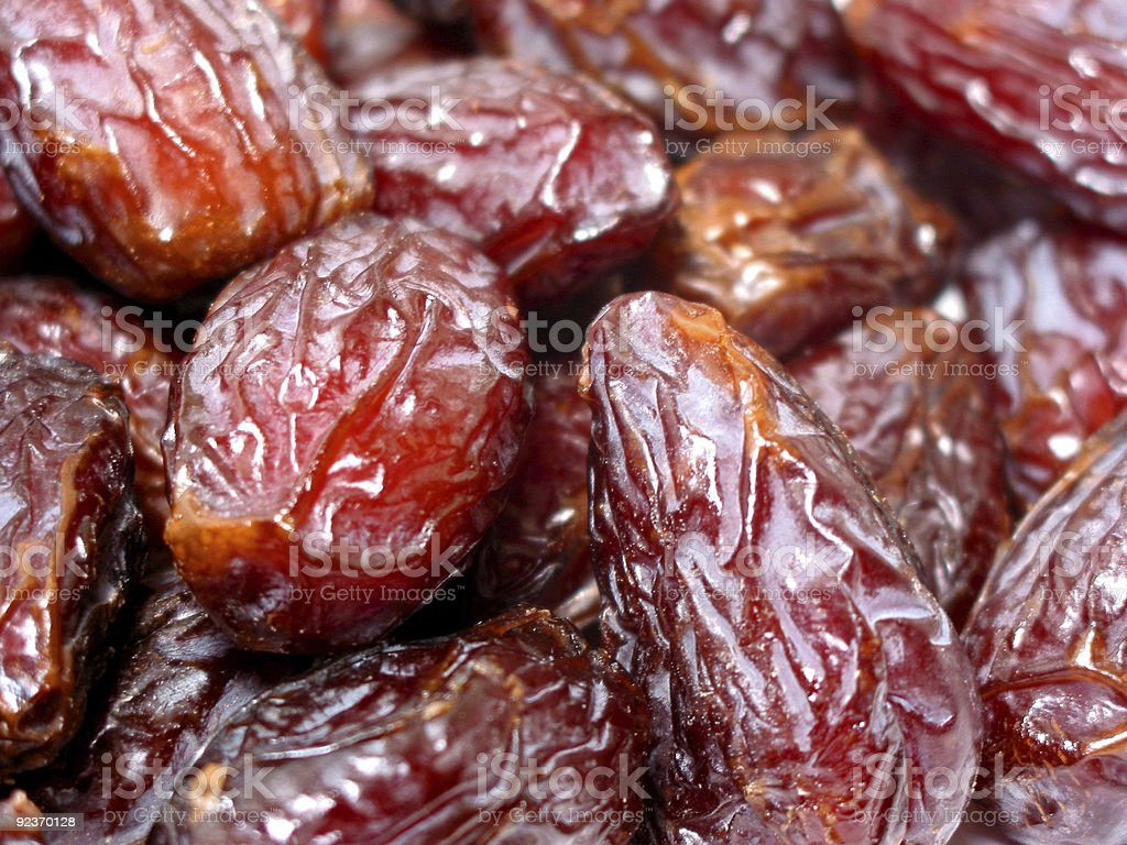 Dates fruit royalty-free stock photo
