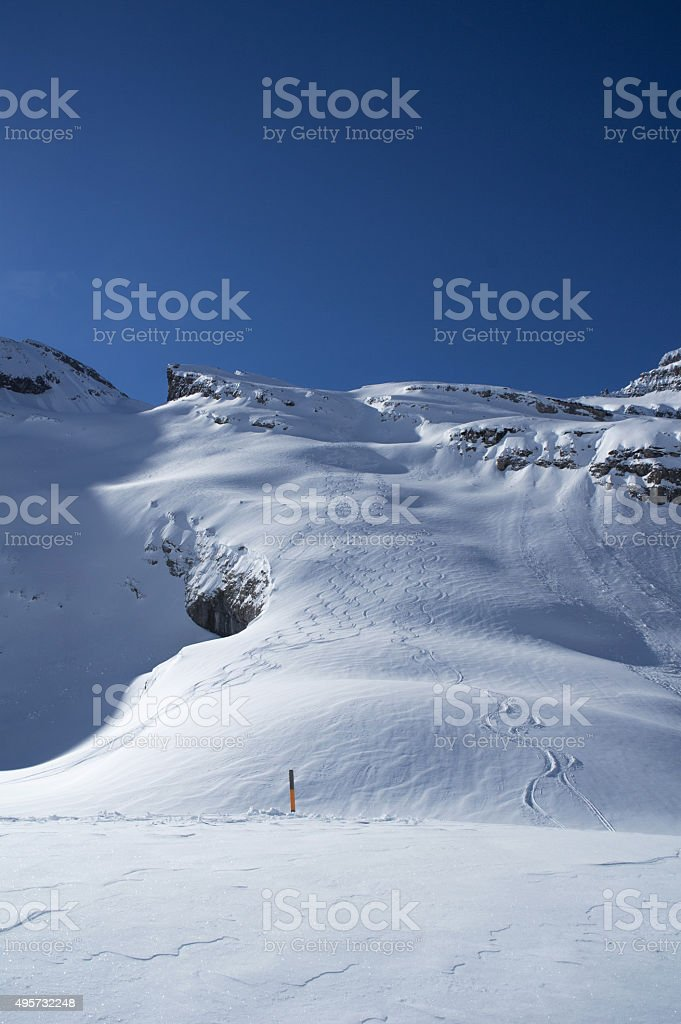 daubenhorn stock photo