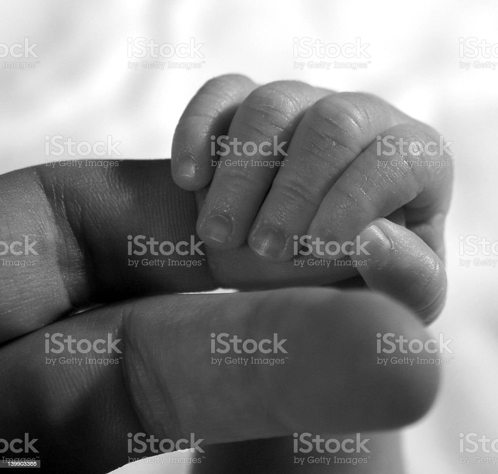 daughter royalty-free stock photo
