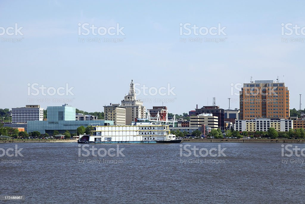 Davenport stock photo