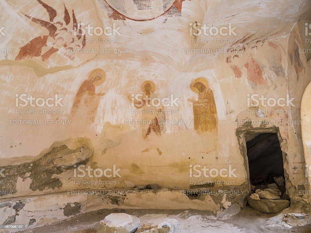 David Gareja monastery. royalty-free stock photo