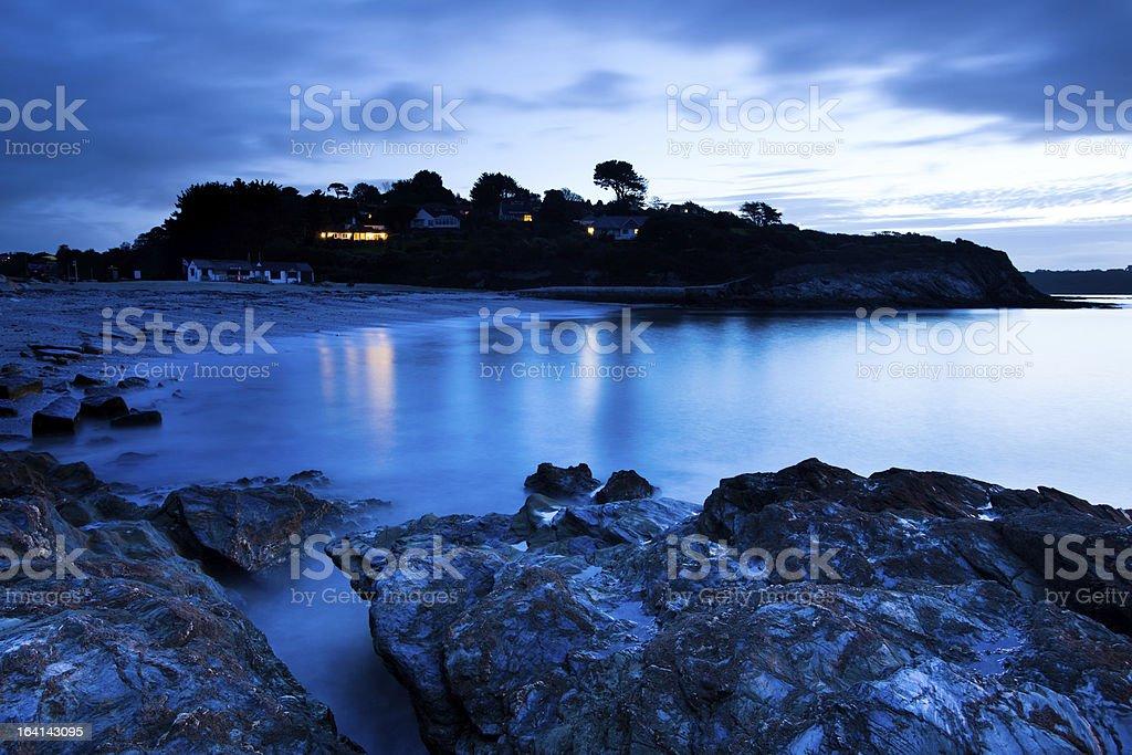 Dawn Blues photo libre de droits