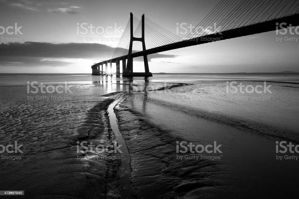 dawn colorless stock photo