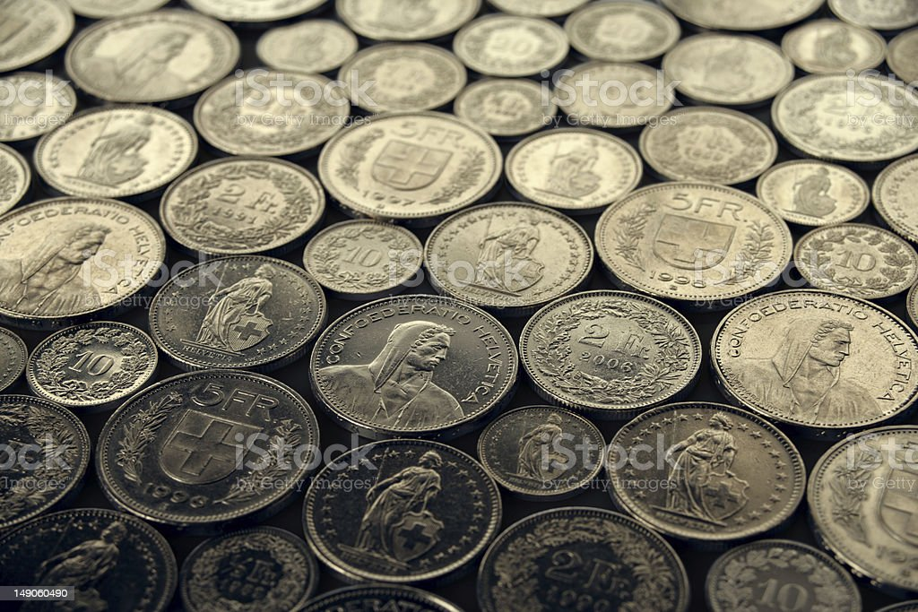 dawn of the money stock photo
