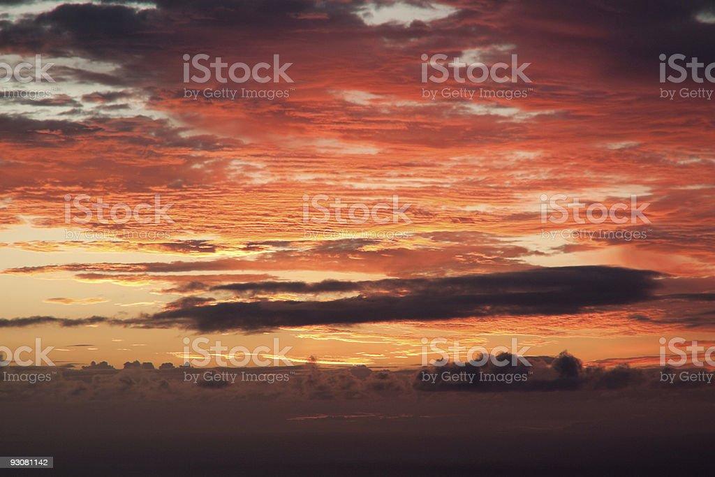 Dawn foto de stock royalty-free