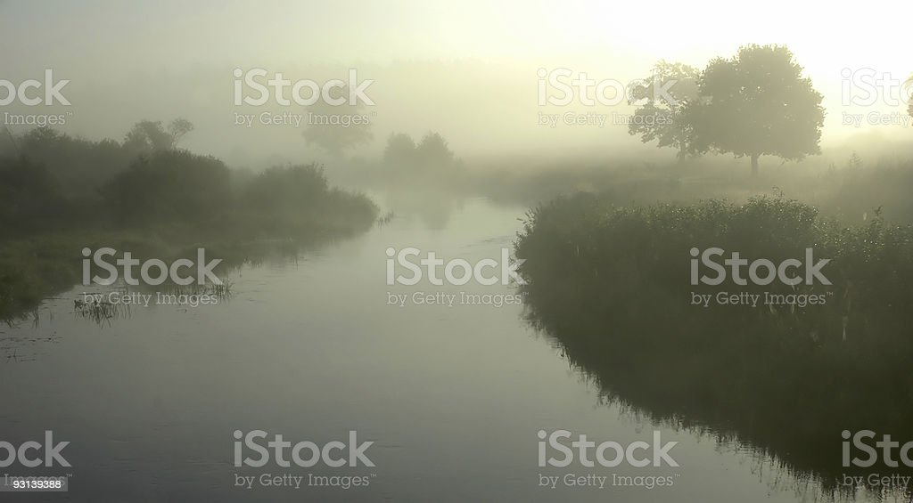 dawning stock photo