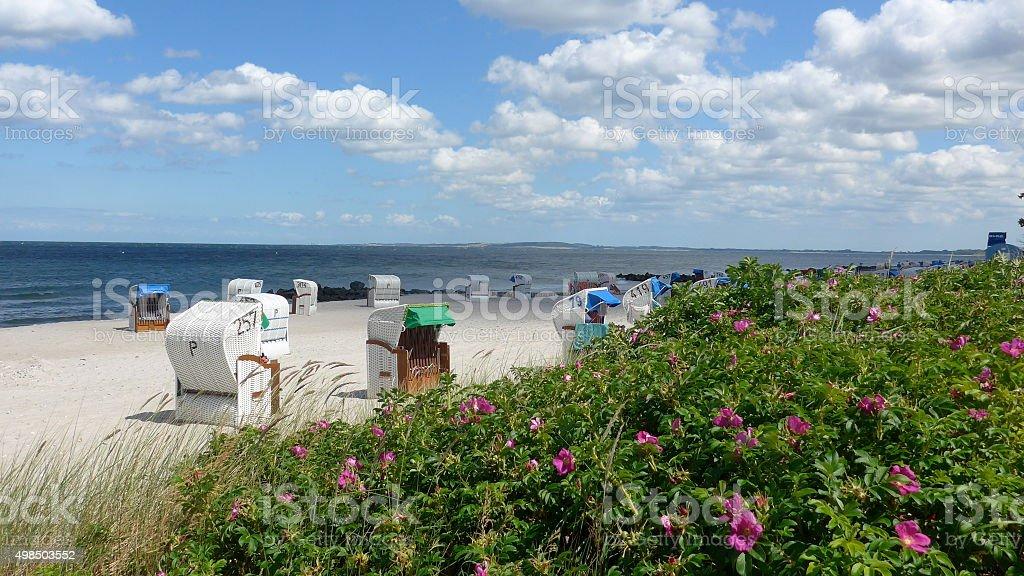 Día en el mar-Bild foto de stock libre de derechos