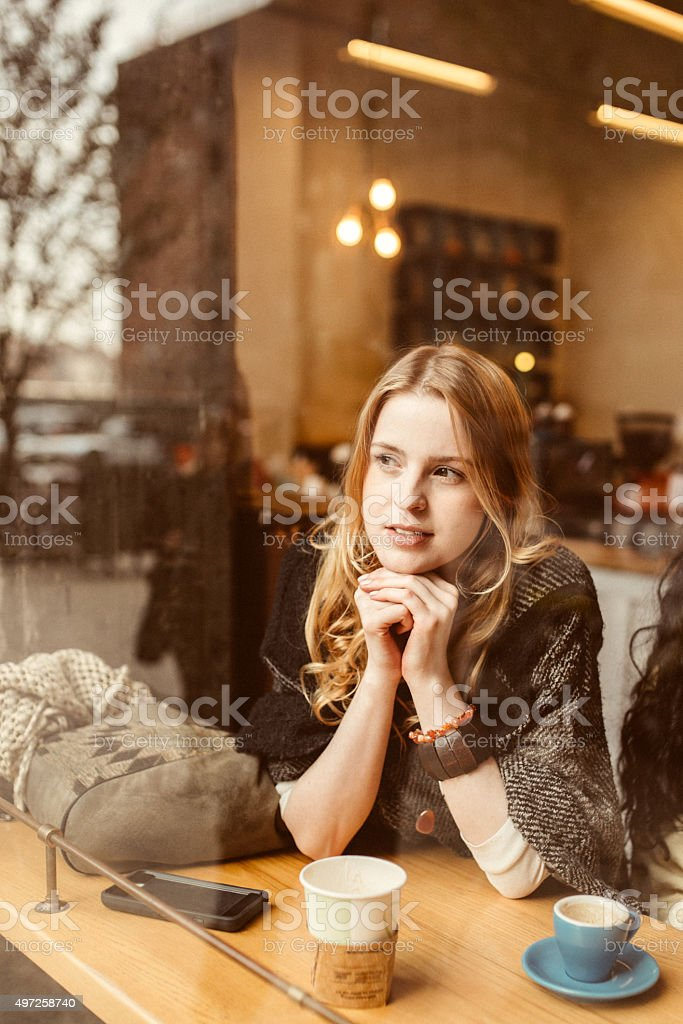 Day Dreaming stock photo