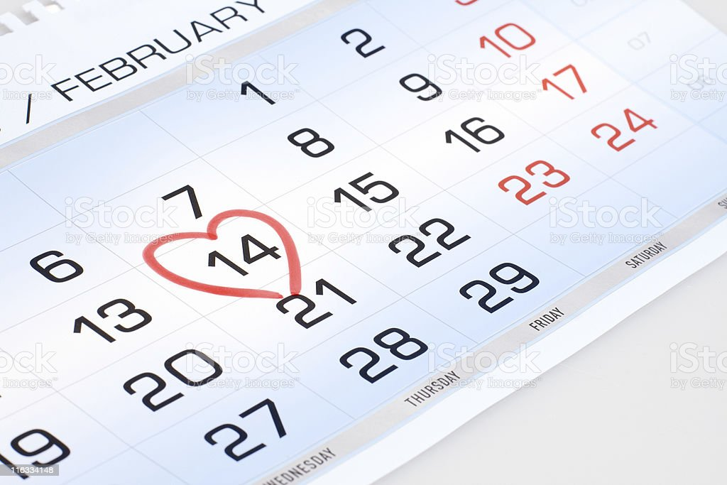 Day of love royalty-free stock photo