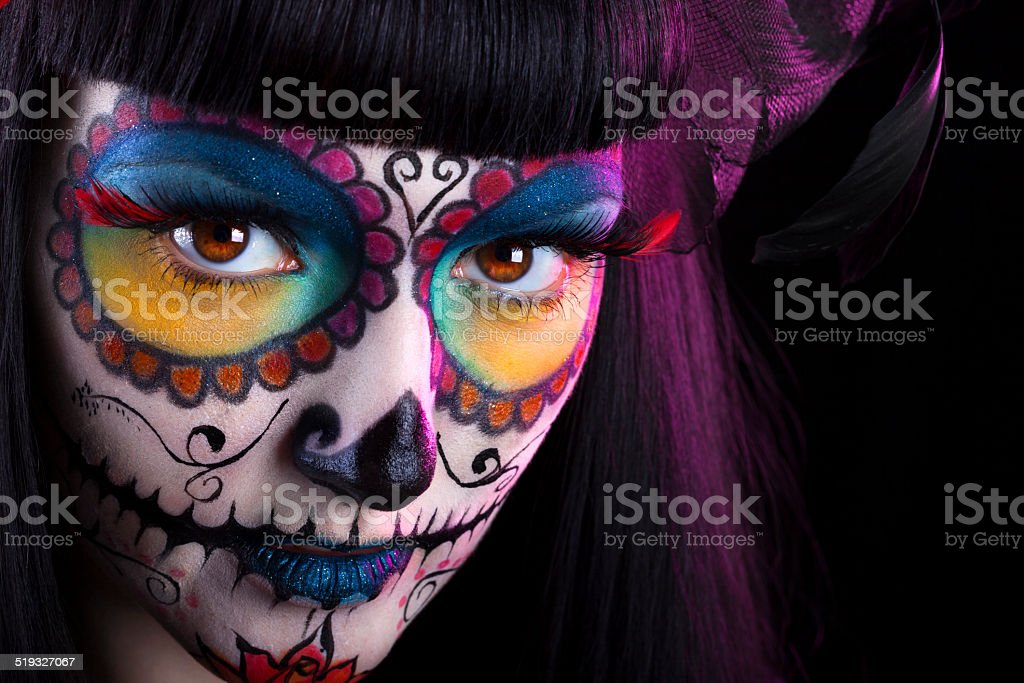 Dia delos Muertos 1 stock photo