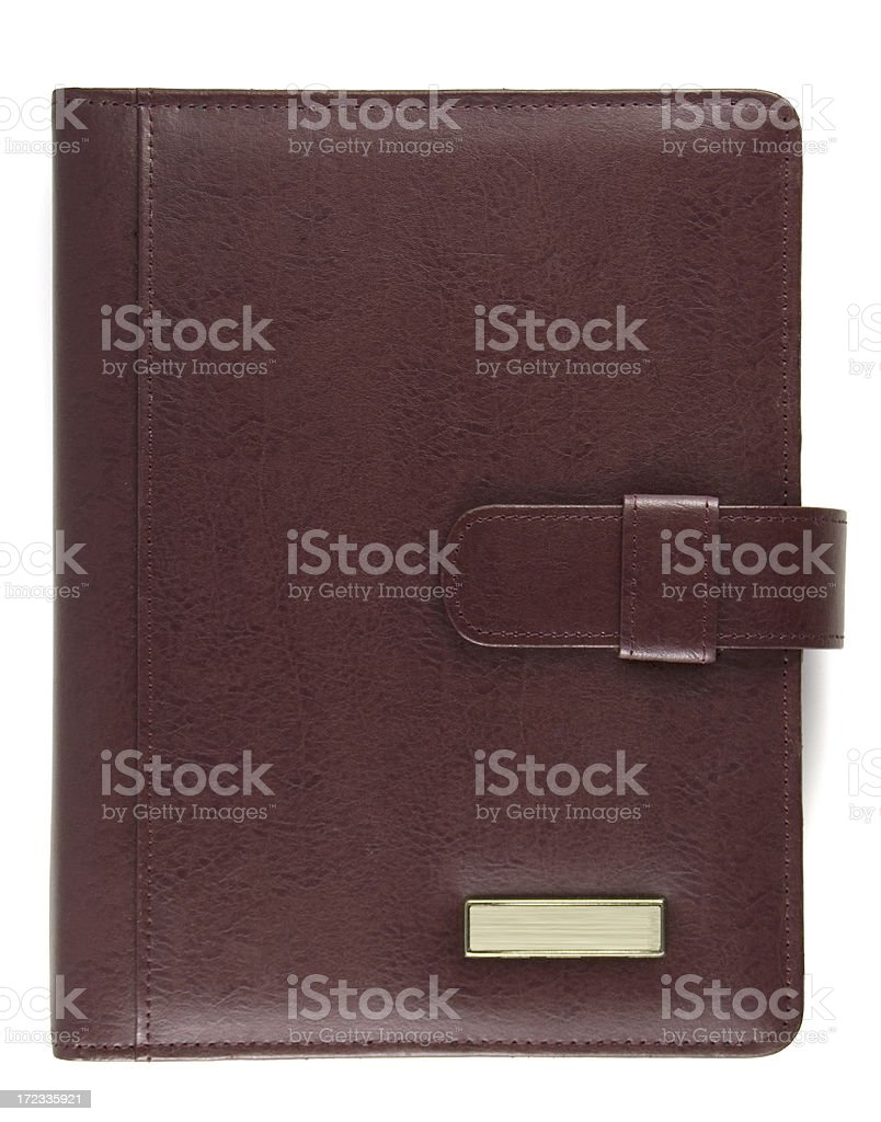 Day Planner royalty-free stock photo