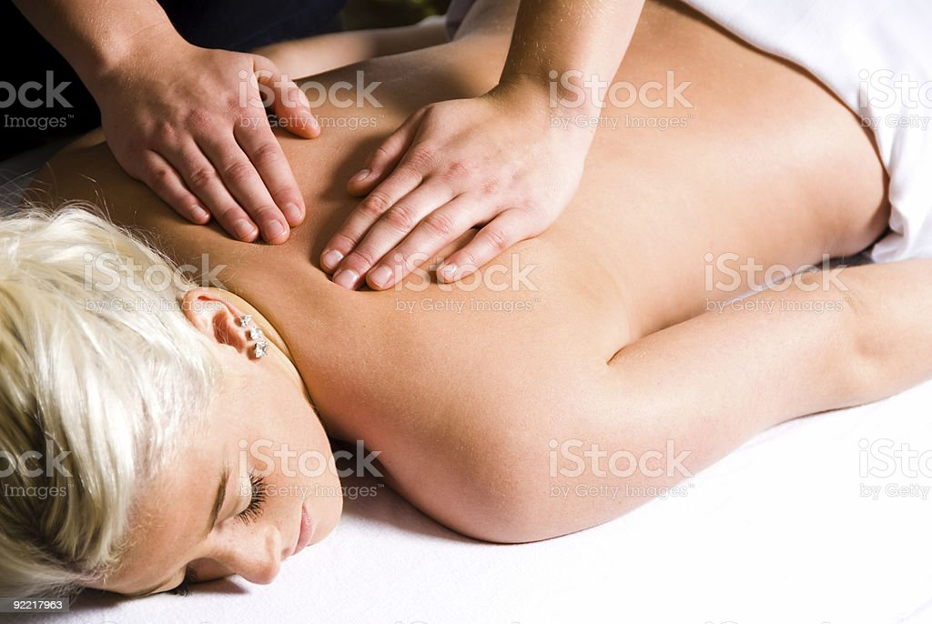 day Spa royalty-free stock photo