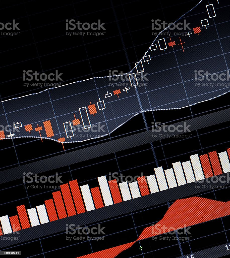 Day Trading stock photo