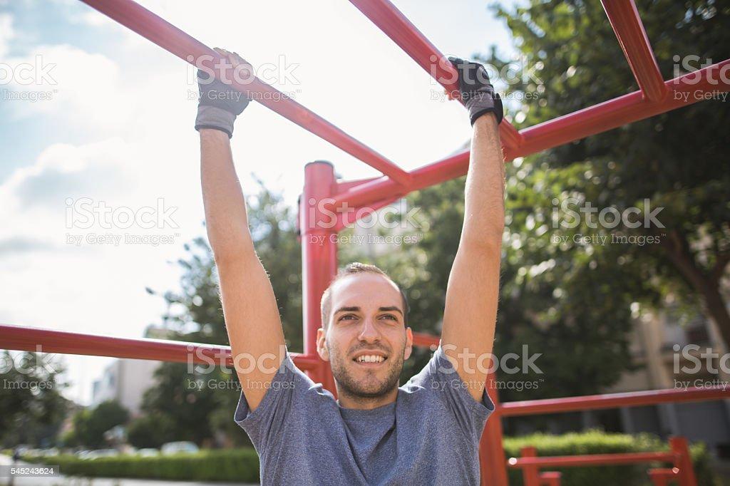 Day training stock photo