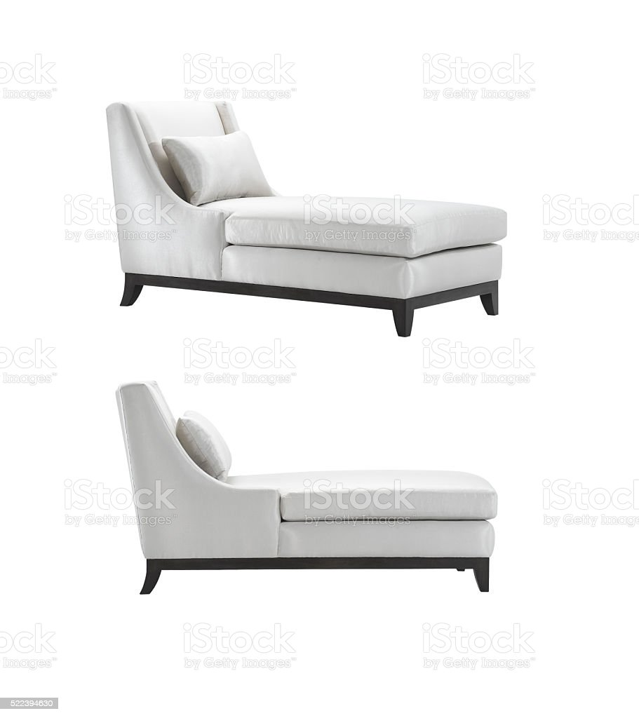 Daybed sofa stock photo