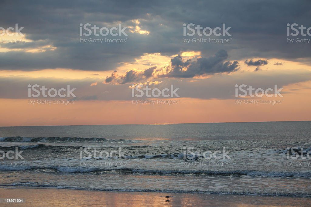 Daybreak stock photo