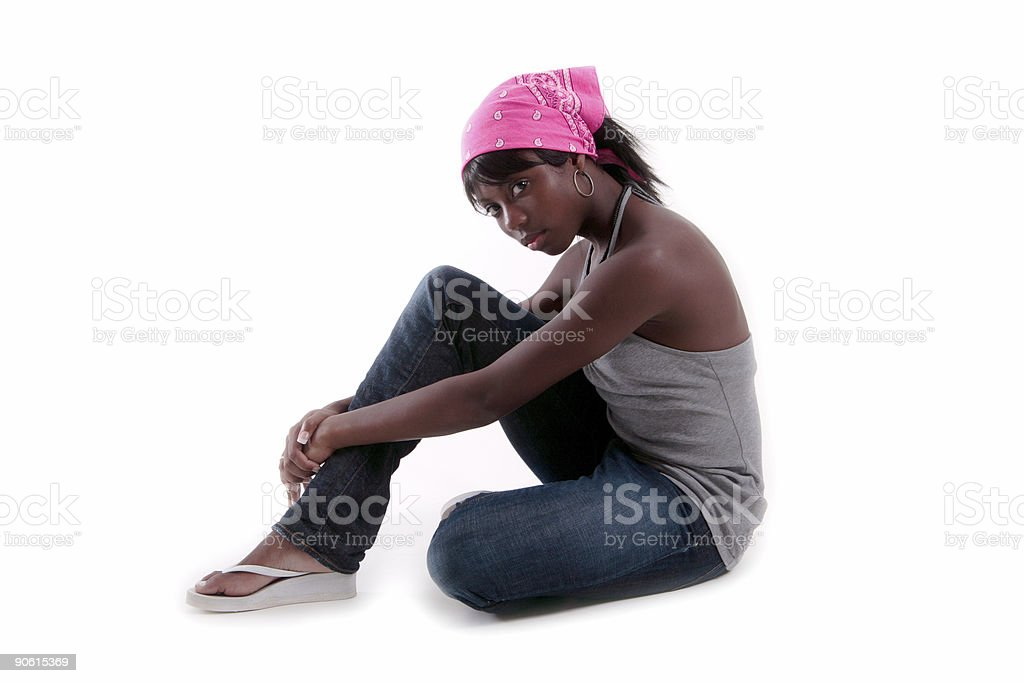 Dayo: Hipster. royalty-free stock photo