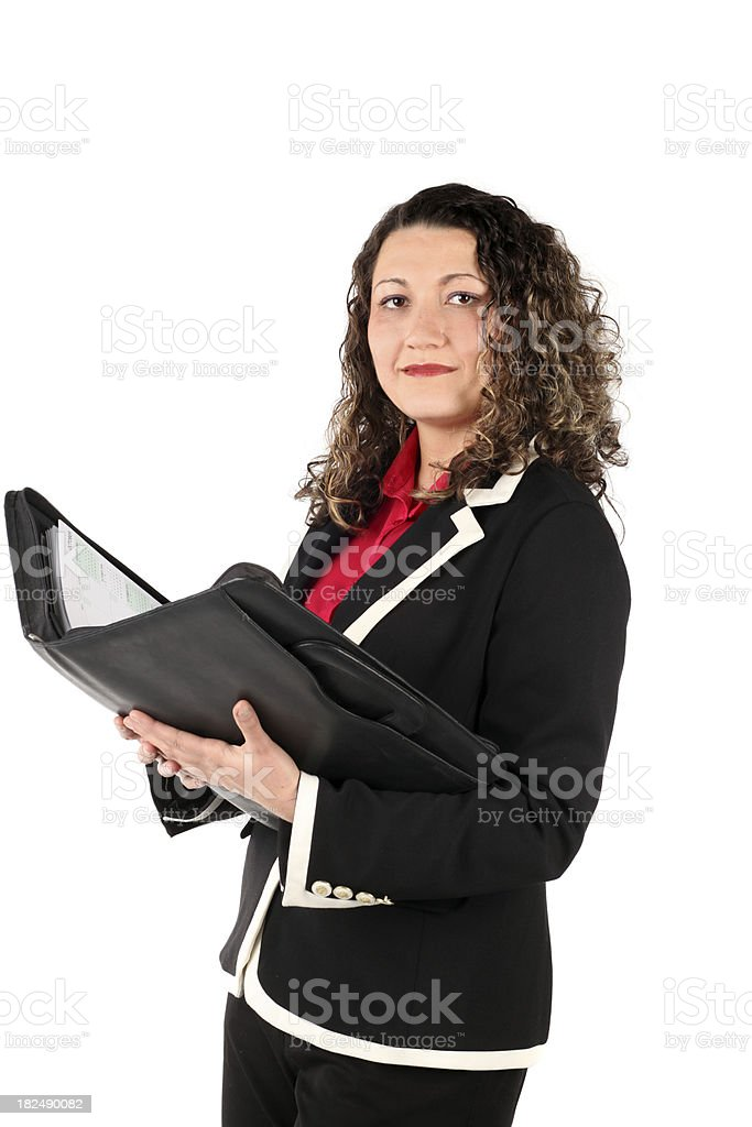 Dayplanner stock photo