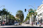 Dayton Way in Los Angeles.