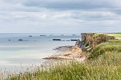 D-Day coastline – Normandy, France