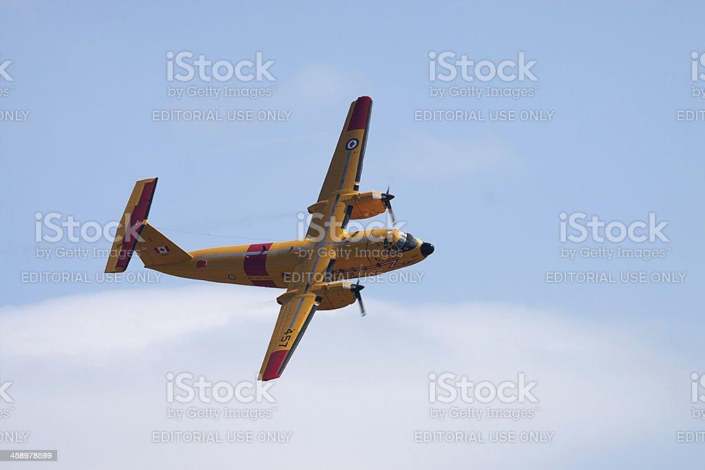 de Havilland Canada CC-115 Buffalo stock photo